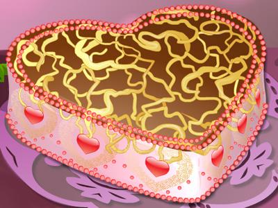 14 Şubat Pastası Oyna