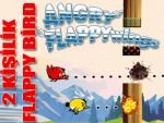 2 kişilik Flappy Bird Oyna