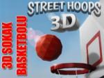 3D Sokak Basketbolu Oyna