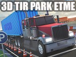 3D Tır Park Etme Oyna