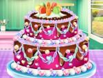 Anna'nın Doğum Günü Pastası Oyna