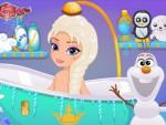 Baby Elsa Oyna