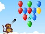 Balon Patlatan Maymun 2 Oyna