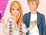 Barbie Alışverişte Oyna