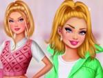 Barbie Makyaj ve Giydirme Oyna
