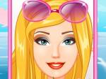 Barbie Yaz Makyajı Trendi Oyna