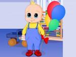Bebek Giydir Oyna
