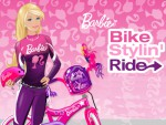 Bisikletli Barbie Oyna