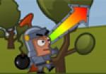 Bomba Atan Şövalye Oyna