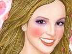 Britney Gerçek Makyaj Oyna