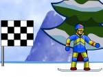 Buz Kayağı Yap Oyna