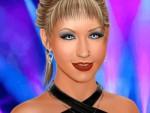 Christina Aguilera Makyaj Oyna
