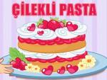 Çilekli Pasta Oyna
