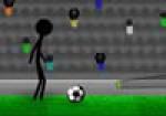 Çöp Adam Futbolu Oyna