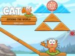 Dünyayı Dolaşan Kedi Oyna