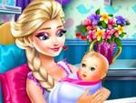 Elsa Doğum Ameliyatı Oyna