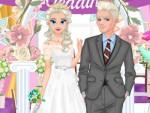 Elsa Düğün Hazırlığı Oyna
