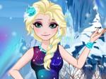 Elsa Galaksi Kostümü Oyna