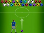 Futbol Topu Patlatma Oyna