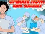 Gerçek Kol Ameliyatı Oyna