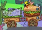 Hamburger Kamyonu  Oyna