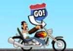 Harley Sürücüsü Oyna