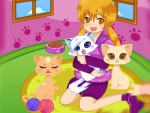Hasta Kedi Bakımı Oyna