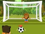 Hayvanlar Penaltı Oyna