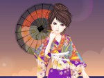 Japon Kızı Giydir Oyna