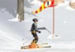 Kar Kayağı Oyna