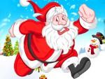 Koş Noel Baba Koş Oyna