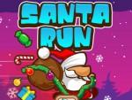 Koşan Noel Baba Oyna