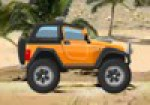 Kumsalda Jeep Oyna