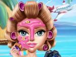 Maldivler Tatili Makyajı Oyna
