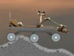 Mars Arabası Oyna