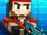 Minecraft Yapboz Oyna