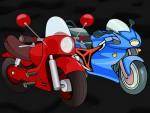 Motosiklet Yapboz Oyna