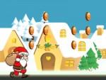 Noel Baba Koşu Oyna