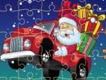 Noel Baba Yapboz Oyna