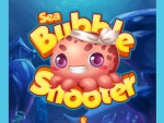 Bubble Shooter in the Ocean oyna