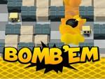 Online Bombacı Robot Oyna
