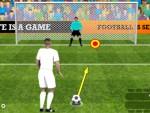 Penaltı Çekme ve Kurtarma Oyna