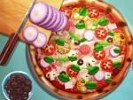 Pizza Yapma Oyna