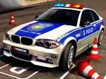Polis Arabası Park Etme 2 Oyna