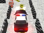 Polis Arabası Park Etme Oyna