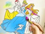 Prenses Boyama 2 Oyna