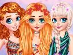 Prenseslerin Renkli Hayatı Oyna