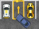 Şehirde Araba Park Etme Oyna