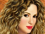 Shakira Makyaj Oyna