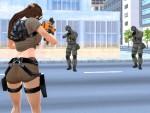 Silahlı Kız Oyna